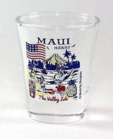 MAUI HAWAII GREAT AMERICAN CITIES COLLECTION SHOT GLASS SHOTGLASS