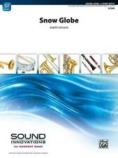 Snow Globe Songs Tunes Learn to Play Concert Band MUSIC BOOK SET SCORE & PARTS