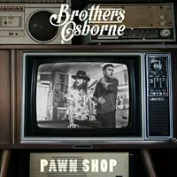 Brothers Osborne - Pawn Shop [CD]