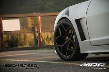 MRR M228 20x10/20x11 5x120 Black Rims Fits Camaro SS 2SS 2013 2014 2015 2016