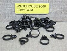25 Routing Clips Tube Hose Wire Auveco #14533 Auto Universal & General Use