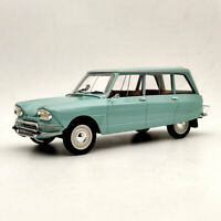 BOS Citroen Ami 6 Break 1967 Blue BOS390 Limited Edition Collection Models 1:18