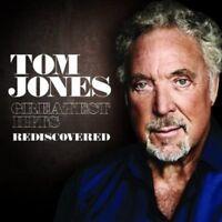 Tom Jones - Greatest Hits Rediscovered (NEW CD)