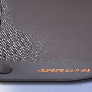 Original ferrari 488 Spider Car Mats Carbon Right - Hand Drive Rhd Kit 70004941