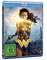 Wonder Woman [Blu-ray/NEU/OVP] Regisseurin Patty Jenkins mit Gal Gadot in der Ti
