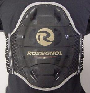 BACK PROTECTOR ROSSIGNOL DOUBLE ADJUSTABLE BELT MOTORCYCLE, BIKE, SKI, SNOWBOARD