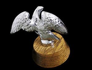30s 1929 1931 1932 1933 1930 American LaFrance Truck Eagle Hood Ornament Antique