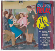 ROCK 'N ROLL RELIX 1956 by Various Artists (CD, 1997, BCI-Eclipse Distribution)