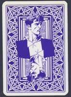 Playing Cards Single Card Old Italian Wide DYLAN DOG Tiziano Sclavi Art Picture