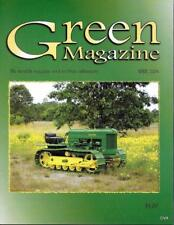 John Deere Green Magazine April 2006 Featured Models 520 & B Tractors