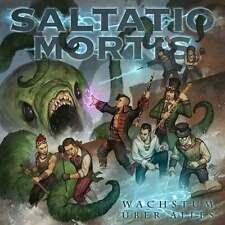 SALTATIO MORTIS Wachstum Über Alles LIMITED CD Digipack 2013