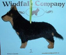 Lancashire Heeler Dog Soft Plush Canine Christmas Ornament # 1