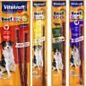 Vitakraft Dog Beef Sticks 90% Meat (Beef, Game, Tripe, Turkey, Lamb) 12G x 50