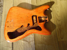 1960'S VINTAGE KAY Vanguard ELECTRIC GUITAR BODY-PROJECT