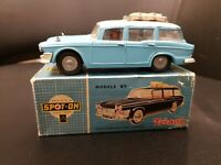 Spot-On 183 Original Humber Super Snipe Estate Car with the Original Box, 1960's