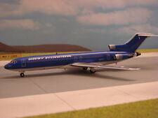 Inflight 200 Boeing 727-200 Braniff International Airways Ultra Blue 1.200 Scale