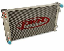 PWR ALUMINIUM RADIATOR HOLDEN COMMODORE VY V8 55mm CORE PWR5129