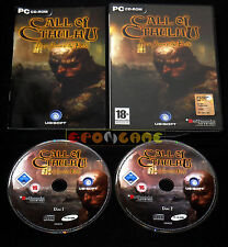 CALL OF CTHULHU DARK CORNERS OF THE EARTH Pc Versione Italiana ••••• COMPLETO