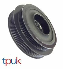FORD TRANSIT CRANKSHAFT PULLEY 2.2 MK7 MK8 CUSTOM 2006 ON FWD TORSION DAMPER