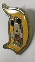 DLR Where Dreams Come True Gothic D/Mickey Mouse PIN 51097  Disneyland 2006