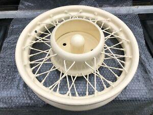 TUDOR WHEELS LTD Classic Vintage Wheel Restoration Morris Cowley 14/28 Oxford