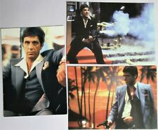 3 Al Pacino - Scarface. Rock/Pop/Film Postcards 41