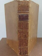 1778 Edition The Plays of William Shakespeare, Volume the Fifth. Containing K...