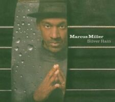 Marcus Miller - Silver Rain - Marcus Miller CD GSVG FREE Shipping