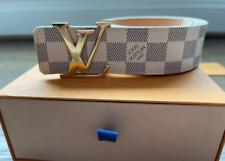 Original Louis Vuitton Belt Luxury For Mens