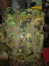 Us military field pack combat