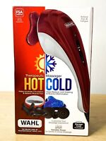 Wahl Therapeutic Hot Cold Therapy Variable Power Hand Held Massager-open Box