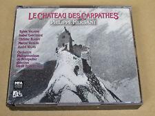 Coffret 2CD Opéra Philippe Hersant chateau des Carpathes / MFA / Ades