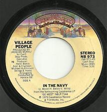 VILLAGE PEOPLE - IN THE NAVY - 1979 - MERCURY - NB 973 - DISCO U.S.IMPORT (73)