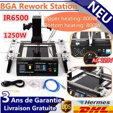 BGA SMD IR Soudure Soldering Rework Station de révision Infrarouge Stazione IR65