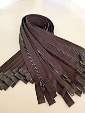 10 Zippers Molded Plastic 17