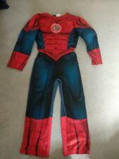 Age 5-6 Spiderman Dress Up