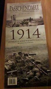 Passchendaele: The Battle Ninety Years On plus 1914 OUTBREAK WW1 95 YEARS ON