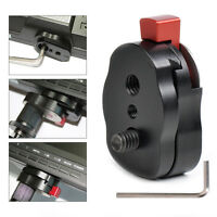 MINI Quick Release Plate for LCD Monitor Magic Arm LED Light EVF Light Rig