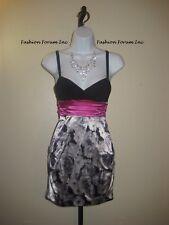 NWOT  Arden B  Floral Sweetheart Dress Size  XS