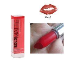 MAYBELLINE Color Sensational Bold Matte Lipstick (Mat 5) NEU&OVP