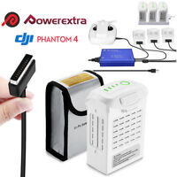 15.2V 5350mAh Intelligent LiPo Battery & Charger For DJI Phantom 4 Pro/Advanced