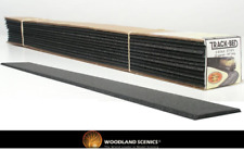 Woodland Scenics ST1473 Track Bed Strips (x12) O Gauge