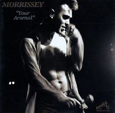MORRISSEY : YOUR ARSENAL / CD