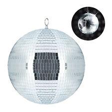 Discokugel Diskokugel Spiegelkugel Partykugel zum Aufhängen Disco Kugel 30 cm