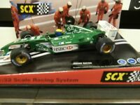 SCX NOT SCALEXTRIC JAGUAR HSBC F1 MARK WEBBER NO 14