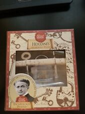 Houdini Deadlock. Professor Puzzle. Brain Teaser Fathers Day Gift for Men Dad