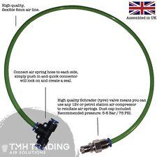 6MM Air Suspension Repair / Compressor Bypass Kit - Schrader / Tyre Valve