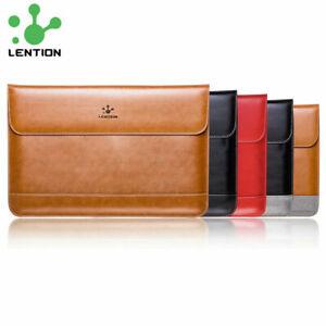 MacBook Leder Tablet Laptoptasche Notebooktasche für MacBook Pro 13 15 16 Zoll