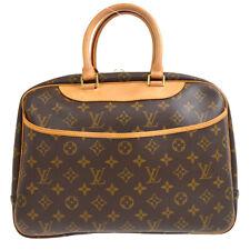LOUIS VUITTON DEAUVILLE BOWLING BUSINESS HAND BAG MB0010 MONOGRAM M47270 60475
