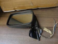 PORSCHE 924 944 1975-86 WING DOOR MIRROR LEFT SIDE N/S IN BLACK 92773102405
